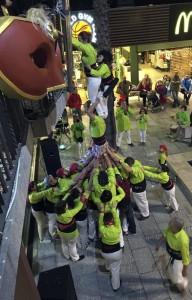 20160204 Pilar al balco Platja d Aro Carnaval Foto Imma F