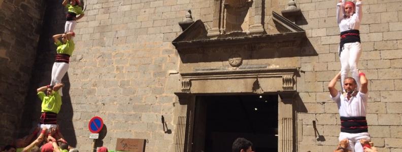 Diada Castellò d'Empúries i Sant Joan de Palamós: 7 d'agost 2016