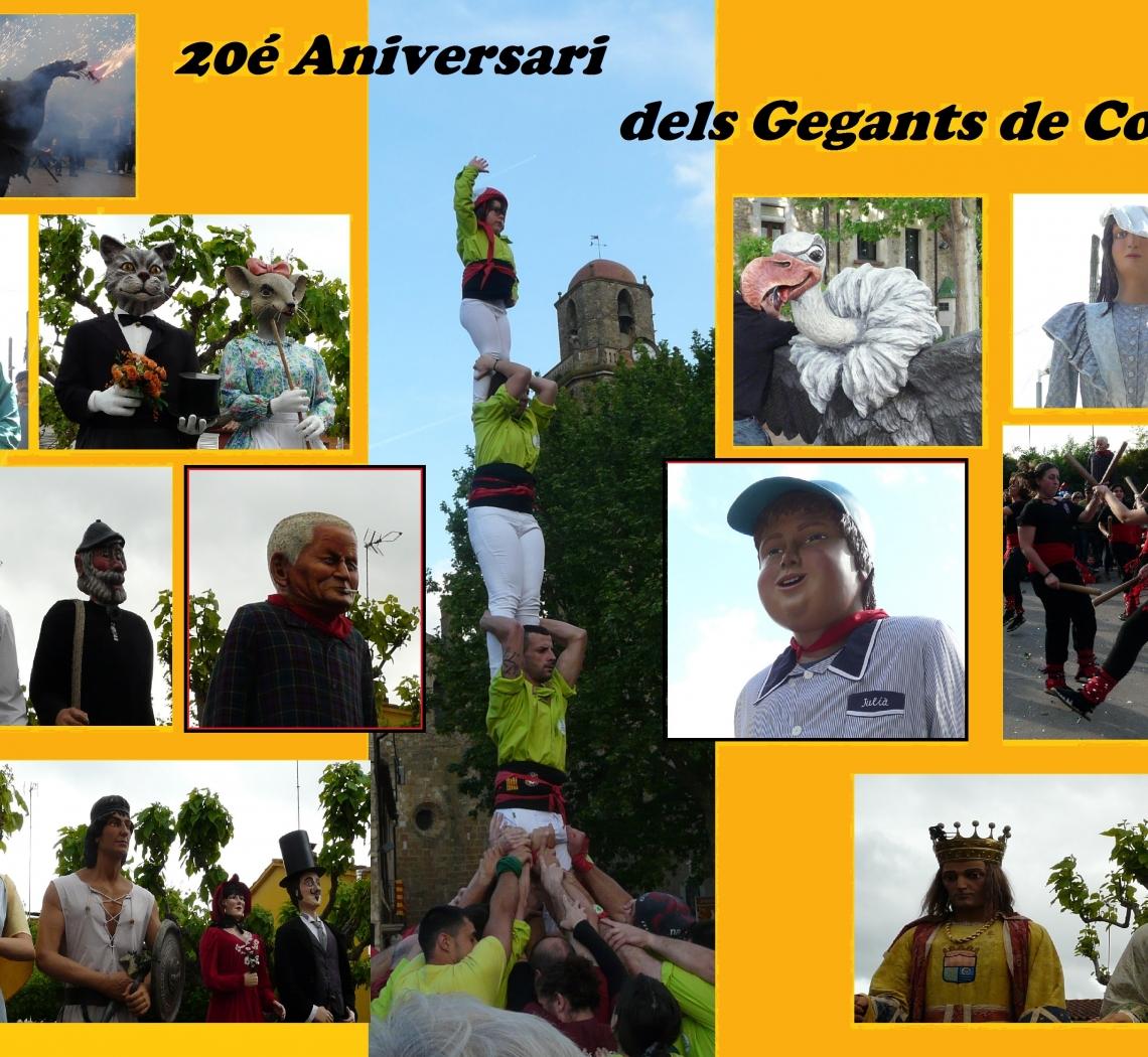 20é Aniversari del Gegants de Corça- 30 abril 2017