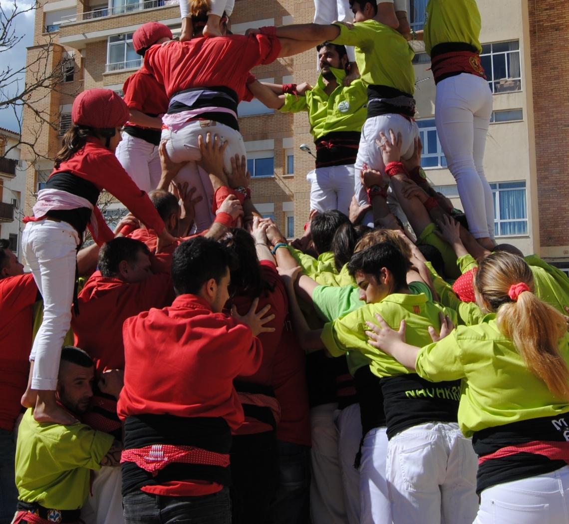 18-03-2018 5é Aniversari Minyons de Santa Cristina d'Aro